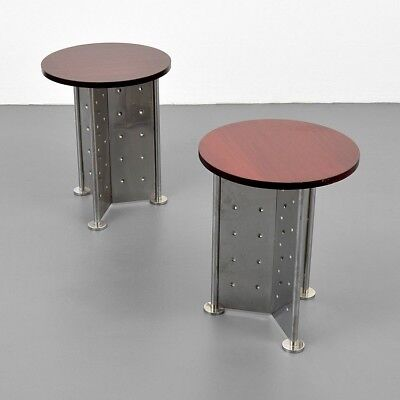 2 Philippe Starck Occasional Tables, Royalton Hotel Lot 436