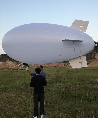 Blimp pocket for 16ft 5M RC zeppelin aircraft;NOT include Motor or remote contrl