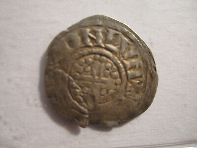 1216-1272 england henry III short cross penny AS SHOWN *3127