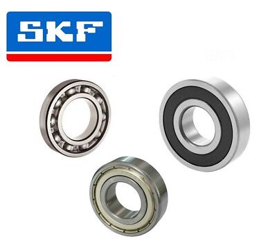 SKF 6000 Series Ball Bearing - Open ZZ 2RSH C3
