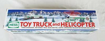 Hess Toy Truck And Helicopter 1995 New In The Original Box