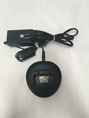 Motorola BPR40 Mag One Single Unit Rapid Rate Charger Kit  PMLN5041A
