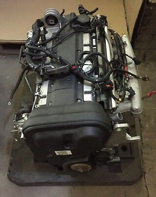 Volvo S80 XC90 T6 Motor Turbo engine B6294T NOS new old stock
