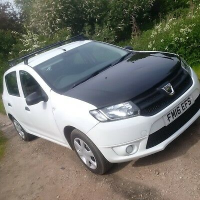 2016 DACIA SANDERO Ambiance 1.5 dci Tax Free! (only 10,500 Miles)