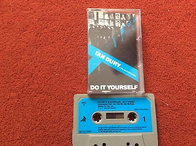 The seahorses do it yourself new zealand cassette tape the stone ian dury the blockheads do it yourself album cassette tape punk new wave solutioingenieria Image collections