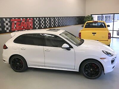 2014 Porsche Cayenne GTS Sport Utility 4-Door Cayenne GTS - $105,260 MSRP - 2 Sets of Wheels - 45k Svc Completed  - Navigation