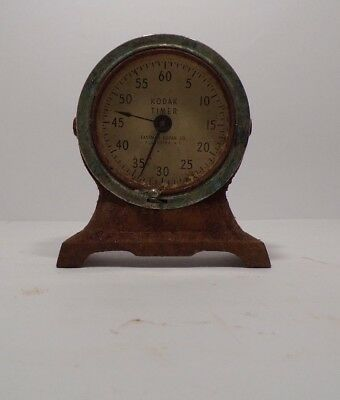Kodak Darkroom Timer Clock Stopwatch Antique Collectibles