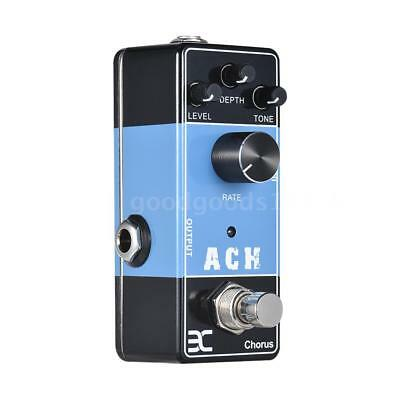 ENO EX Chorus Acoustic Guitar Effects Pedal Full Metal Shell True Bypass E1L5