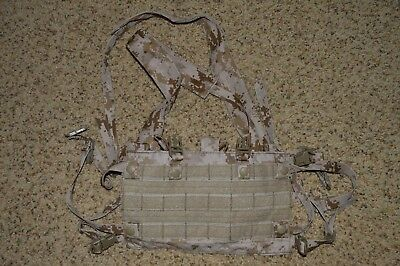 Eagle Industries AOR1 Low Profile Special Chest Rig Vest Molle NSW DEVGRU SEAL