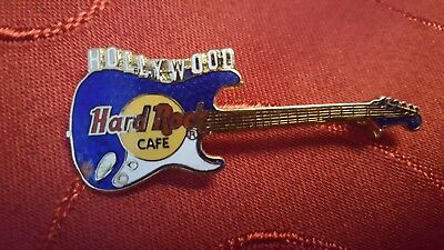 Hard Rock Cafe Gitarre Hollywood