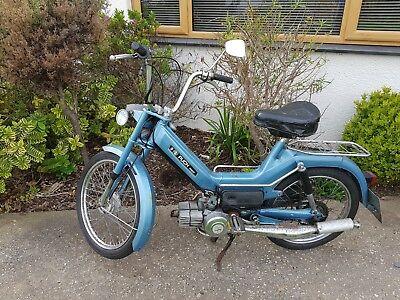 1979 Puch maxi moped super rare 2 speed automatic, running restoration project