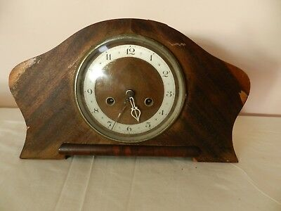 Vintage Mantle Clock Made In England Enfield