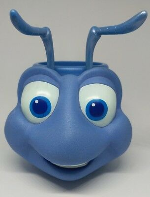 Disney A Bugs Life Flik Plastic Childrens Cup By Applause