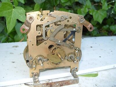 Clock Parts  Smiths   Striking  Movement   Springs  Ok Spares