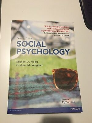 Social psychology textbook 7th edition hogg and vaughan 2500 social psychology textbook 7th edition hogg and vaughan fandeluxe Image collections