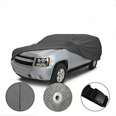 [CCT] 5 Layer Full SUV Car Cover For Chevy C10 GMC Carryall Suburban [1935-1966]