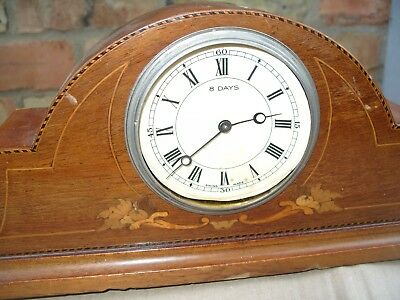 Clock Parts Swiss 8 Day  Movement Clock Spares    Repair