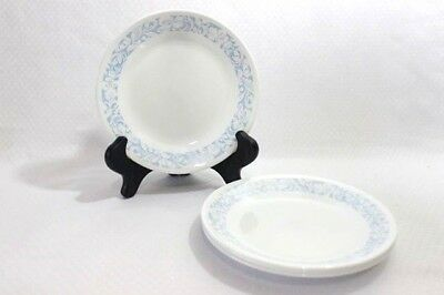 Corelle Corning Dishes Sea And Sand Bread and Butter, Dessert Plates - Set Of 4