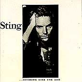 Nothing Like The Sun By Sting Cd New Sealed