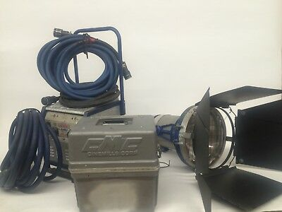 CMC Silver Bullet 6K SE HMI Par System with Mag Ballast (As-Is) (Not-Tested)