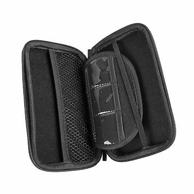 "2.5"" Hard Disk Drive Carrying Pouch Zip Case Waterproof Travel Bag Cable Storge"