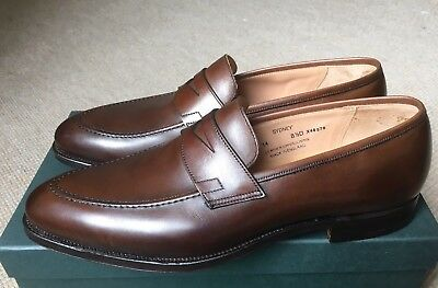 af3440b63e7 CROCKETT   JONES SYDNEY Penny Loafers