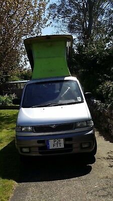 1996 Mazda Bongo 2.5 Turbo Diesel 8 seater Autotop Repair or Spares
