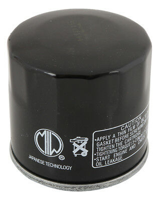 New MIW Oil Filter for Yamaha YZF-R1S 16, YZFR3 15, YZF-R6 06-16