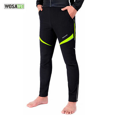 Cycling Pants Casual Bicycle Bike Tights Riding Sports Breathable Unisex Pants