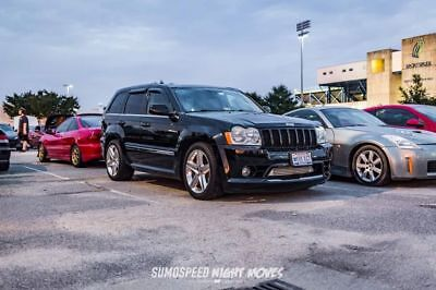 2007 Jeep Grand Cherokee srt8 Jeep SRT8, Turbo Jeep