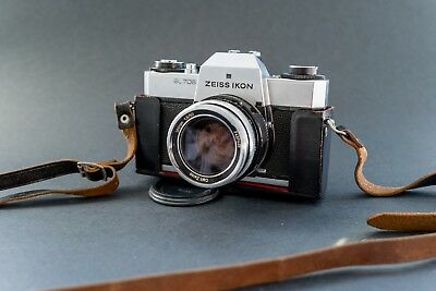 Zeiss Ikon SL 706 with Carl Zeiss Ultron f/1.8 50mm — PRISTINE, RARE