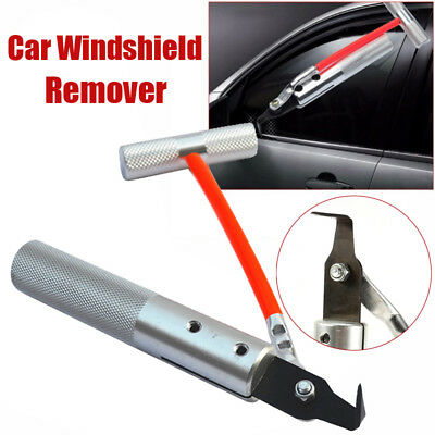 Universal Car Windshield Remover Window Glass Seal Rubber Removal Repair Tool AU