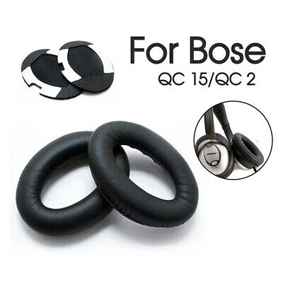 For BOSE QC15 QC25 AE2 Headphones Replacement Ear Pads Cushions Quiet Comfort