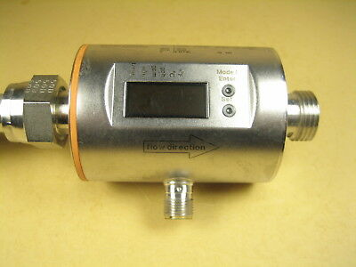 IFM Electronic  SM6004  Magnetic Flow Meter