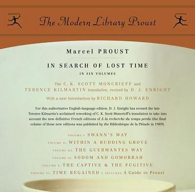IN SEARCH OF LOST TIME SET: Proust by Marcel Proust (Brand New  Paperback )