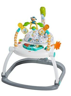 Fisher-Price Colourful Carnival SpaceSaver Jumperoo Baby/Boy/Girl/Child/Safe