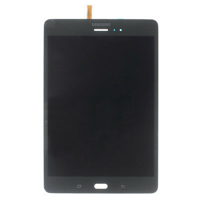 LCD Screen and Digitizer Assembly for Samsung Galaxy Tab A 8.0 T355 - Grey/White