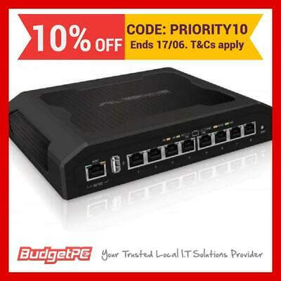 [TS-8-PRO] ToughSwitch, 8-port, PoE PRO(NEW ES-8XP)