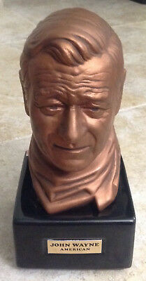 John Wayne Decanter Kentucky Straight Bourbon Whiskey