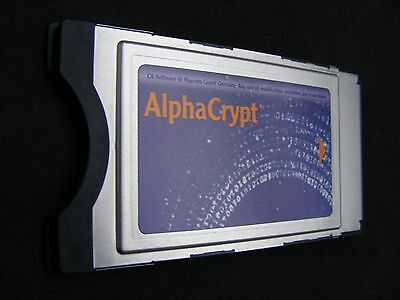 AlphaCrypt Classic One4All SUPER-SOFTWARE HD+ ORF Kabel ,Sky V13,V,14
