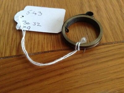 Small Clock Main Spring 5.43mm Width 30.32mm Diameter Complete & Good Condition