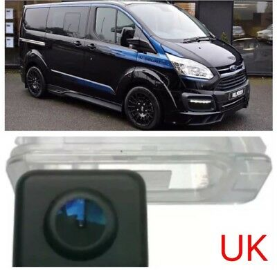 Reverse Rear Camera For New Shape Ford Transit & Custom Van 2012-Onwards,uk