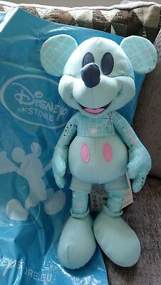 BNWT Limited Edition 2018 May Mickey Mouse PlushNo 5 of 12