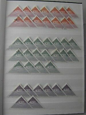 PR China 1951 C10 Defend World Peace 8 Cte sets + 16 = 40 stamps See Photo!!