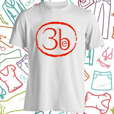 Third Eye Blind Alternative Rock Band Logo Men s White T-Shirt Size S to 3XL 1415c82ba