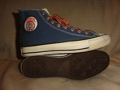 Vintage Converse All Stars Illinois High Tops Made In Usa Size 9 Mens