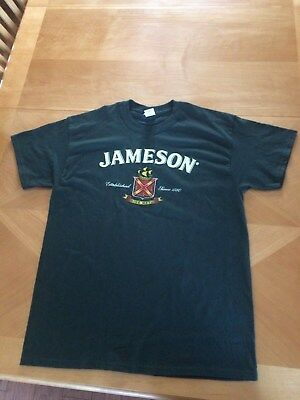 Jameson Whiskey T-Shirt Size XL Brand New