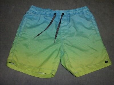 Boys Size 12 Quiksilver Volley Boardshorts