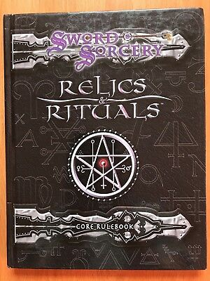 Relics & Rituals (Dungeons & Dragons d20 3.0 Fantasy Roleplaying, Scarred Lands)