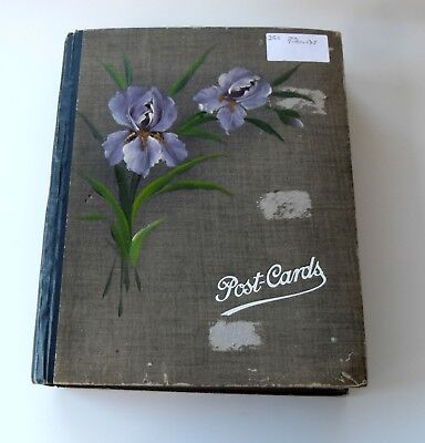 Vintage Postcard Album, 250+ Cards, Early 1900s, Photograph, London, Blackpool..